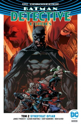 batman – detective comics: syndykat ofiar