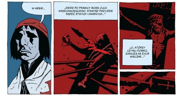 hellboy: zdobywca czerw. dziwne miejsca