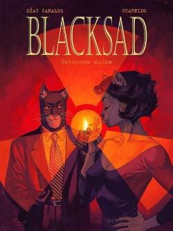 blacksad: czerwona dusza