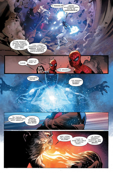 amazing spider-man: spiderversum