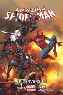 amazing spider-man: spiderverusm