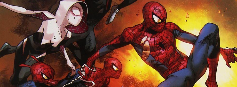 Amazing Spider-Man #3: Spiderversum