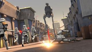 Star Wars: Rebelianci – Sezon 1
