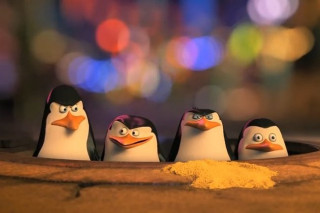Pingwiny z Madagaskaru: Film