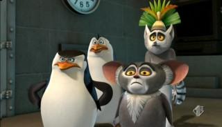 Pingwiny z Madagaskaru: Serial