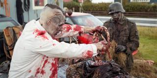Zombie SS: Krwawy śnieg