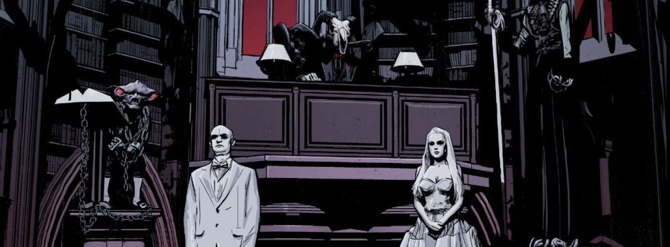 The Black Monday Murders #02: Waga