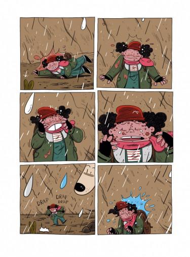 bajka na końcu świata 3. ożywczy deszcz
