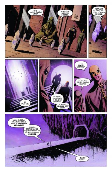 nieśmiertelny iron fist: siedem stolic nieba