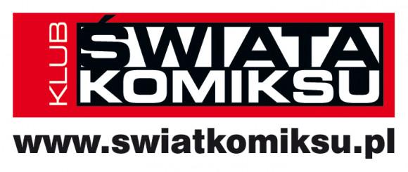 klub świata komiksu,logo