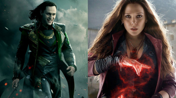 scarlet witch,loki