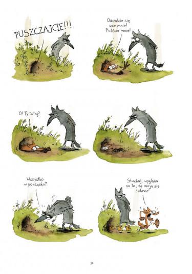 wielki zły lis