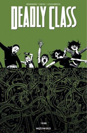 deadly class: wężowisko