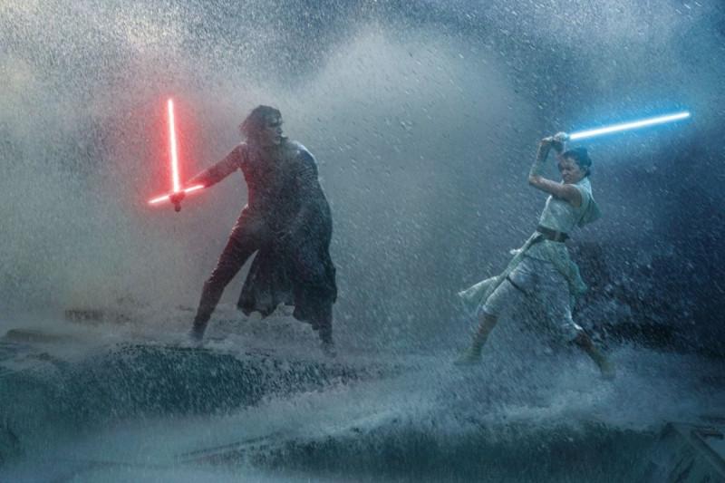 star wars: the rise of skywalker,star wars: skywalker. odrodzenie