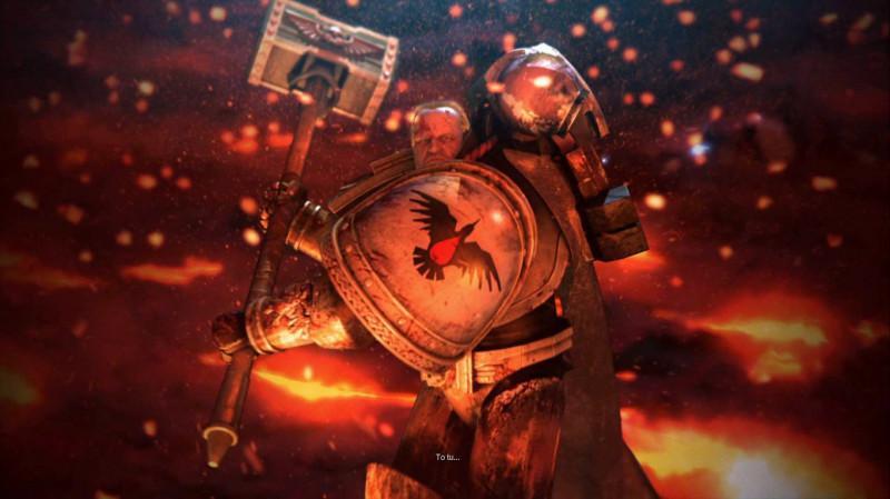 okładka, Warhammer 40:000 Dawn of War II: Retribiution,warhammer
