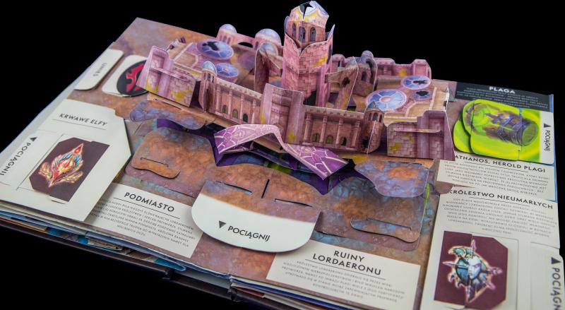 world of warcraft: pop-up book