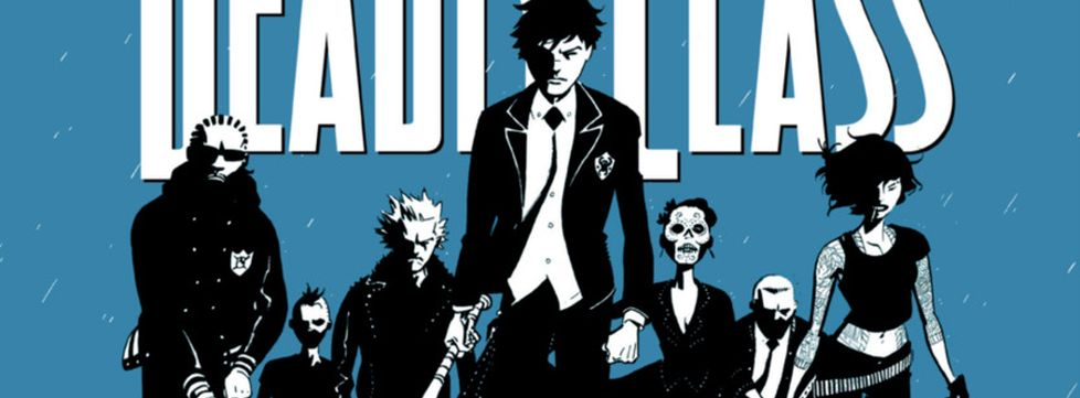 Deadly Class: 1987 Reagan Youth