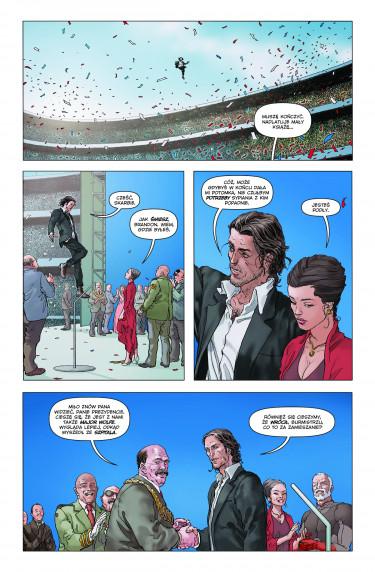 jupiter's legacy #2: dziedzictwo jowisza