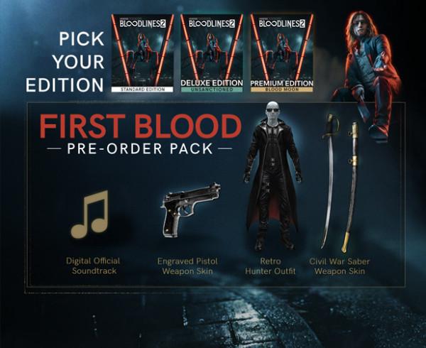 vampire the masquerade: bloodlines 2