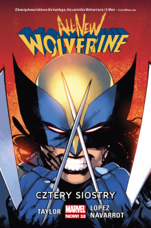 all-new wolverine: cztery siostry