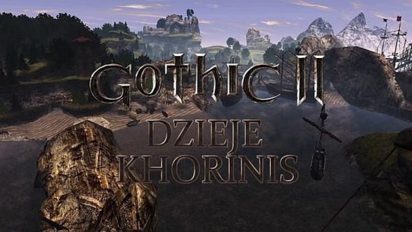 gothic 2,gothic 2: dzieje khorinis