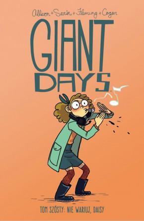 giant days: nie wariuj daisy