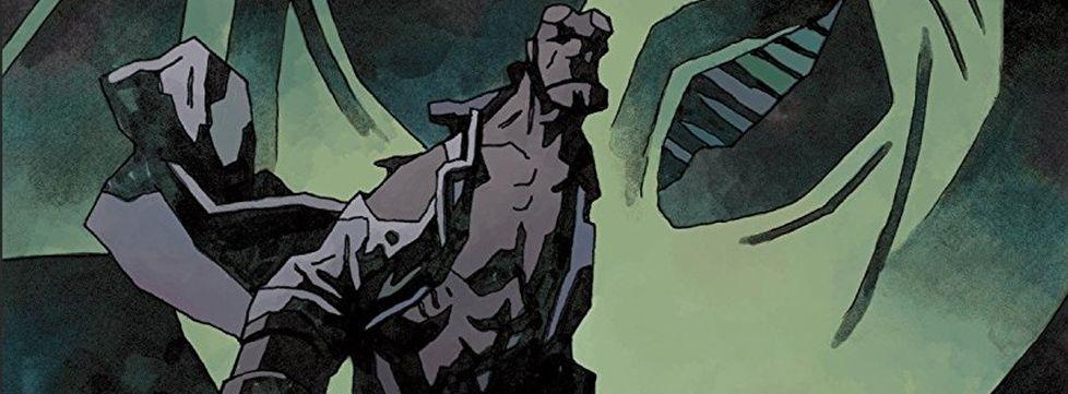 Hellboy #6: Burza i pasja. Piekielna narzeczona