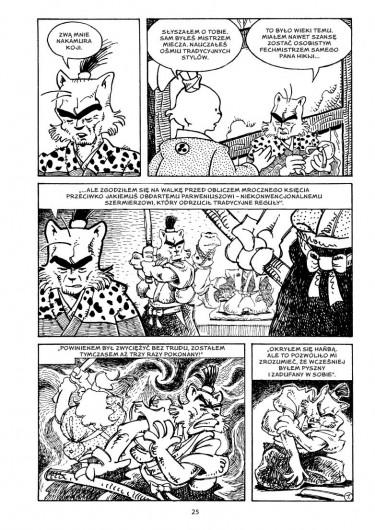 usagi yojimbo saga #02