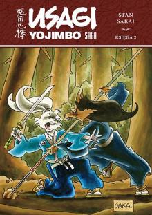 usagi yojimbo saga