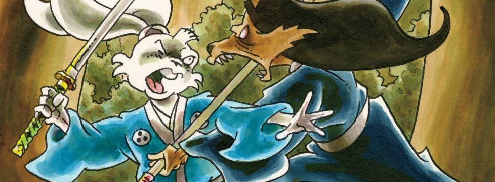 Usagi Yojimbo Saga. Księga #02