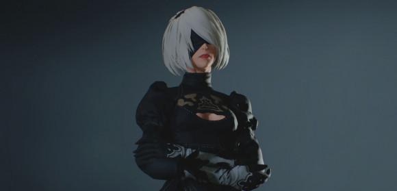 nier,resident evil 2
