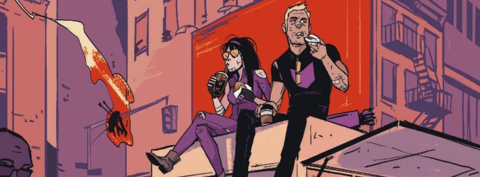 Hawkeye #5: Odmieniony