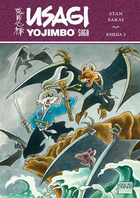 usagi yojimbo saga #03