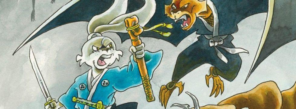 Usagi Yojimbo Saga. Księga #03