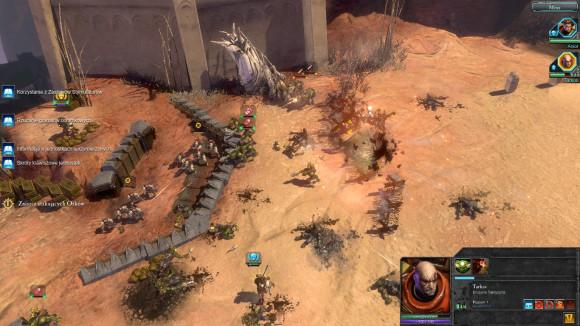 okładka, Warammer 40,000: Dawn of War II,warhammer 40k