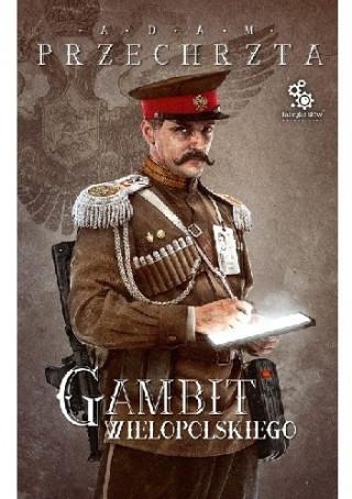 okładka, Gambit Wielopolskiego,gambit wielopolskiego