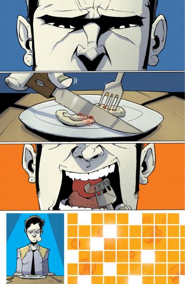 chew #12: czarna polewka