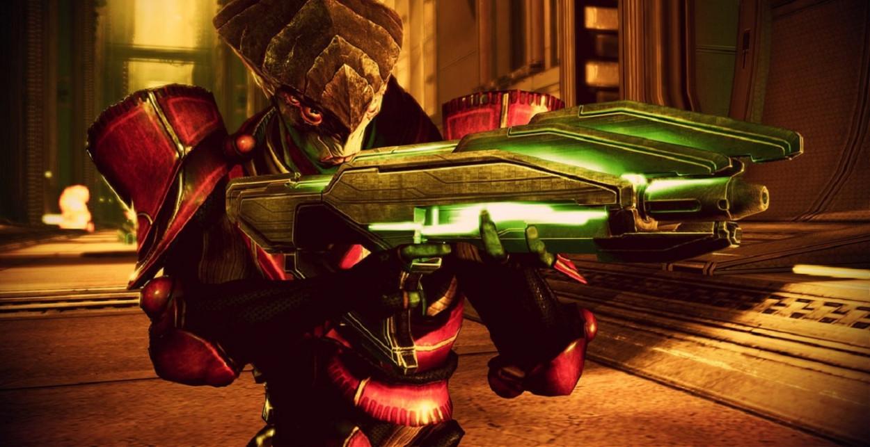 Mass Effect 3: Z prochów