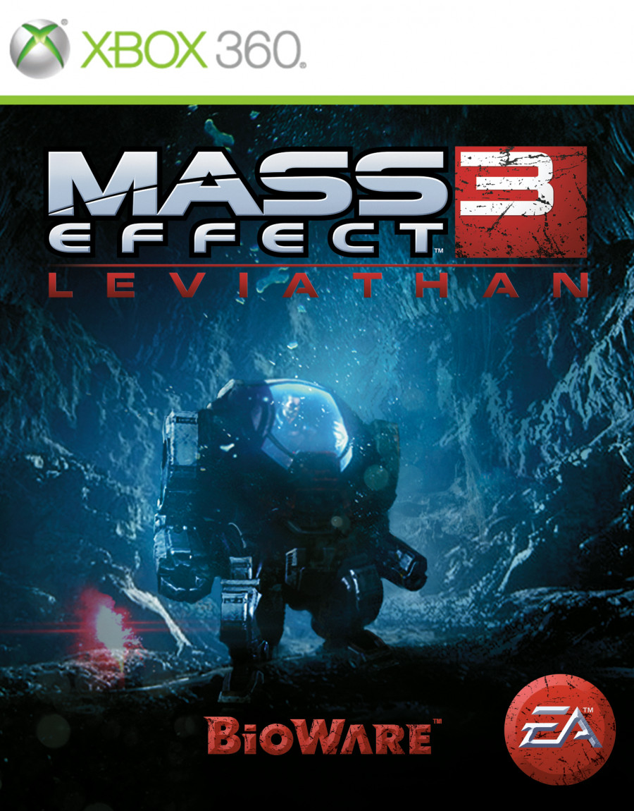 Mass Effect 3: Lewiatan