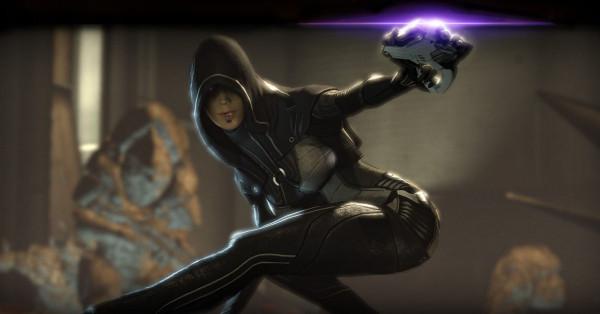 Mass Effect 2: Kasumi – Skradzione wspomnienia
