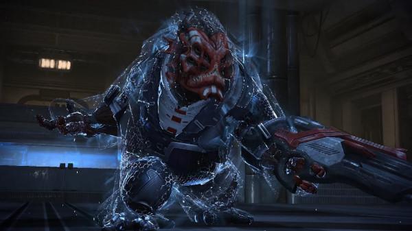 Mass Effect 2: Kryjówka Handlarza Cieni
