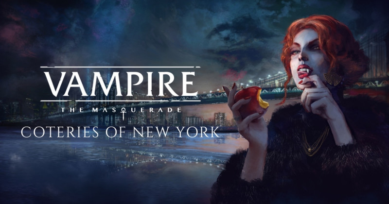 vampire,coteries of the new york
