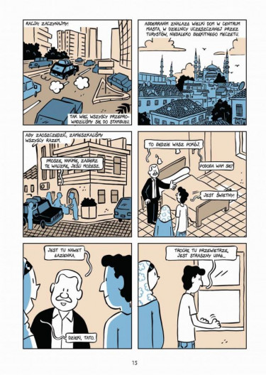 odyseja hakima: z turcji do grecji