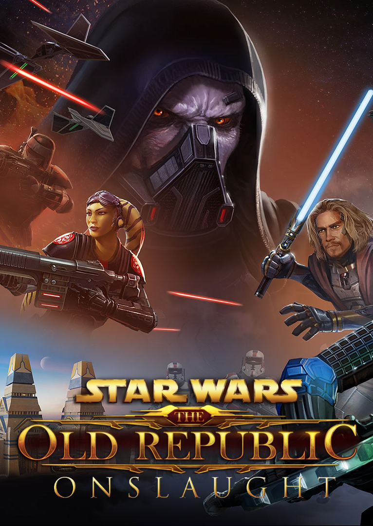 Star Wars: The Old Republic - Onslaught