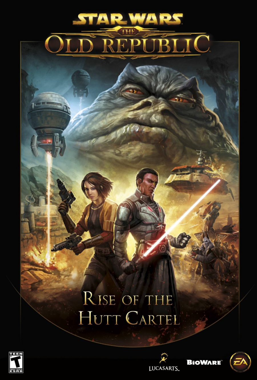 Star Wars: The Old Republic - The Rise of the Hutt Cartel