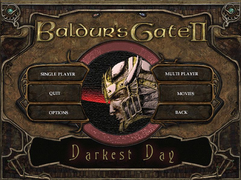 baldur's gate 2,mody,shadows over soubar,darkest day