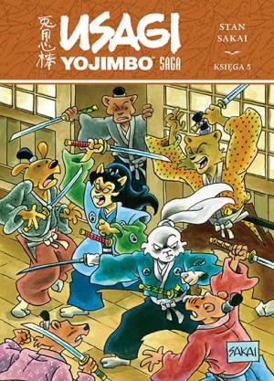 Usagi Yojimbo Saga. Księga #05