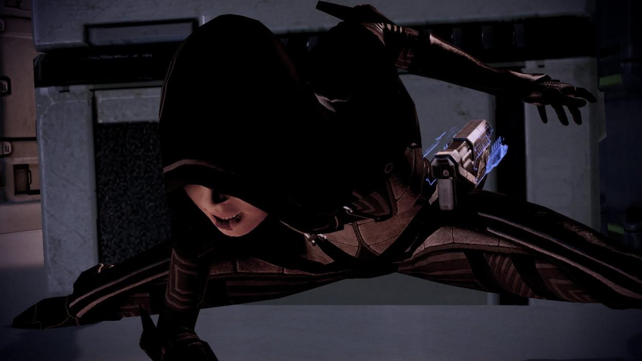 Mass Effect 2: Kasumi - Skradzione wspomnienia