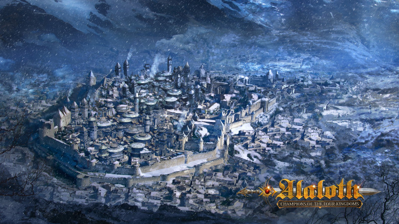alaloth – champions of the four kingdoms