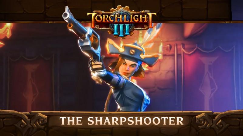 torchlight 3,sharpshooter